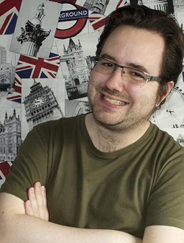 Jay Shurey - Online Tutor Film Studies