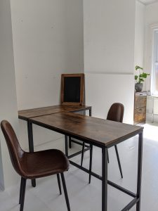 Tutor Co-Working Desk 2