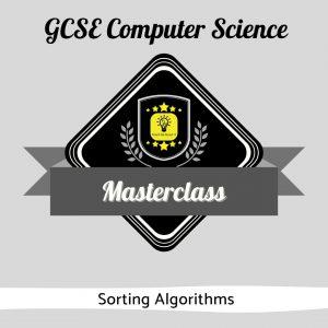 CS Masterclass - Sorting Algorithms