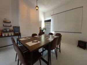 Training Room - Meeting Layout