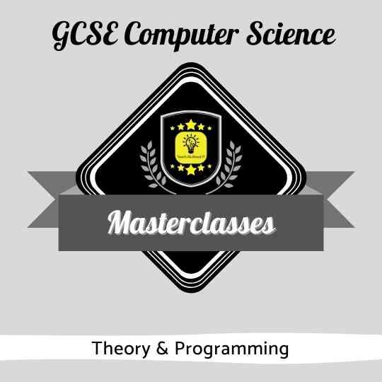 GCSE Computer Science Masterclasses