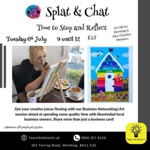 Splat and Chat Business Networking
